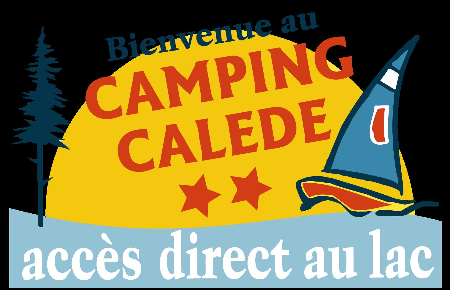 camping calede